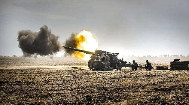 «Начали полномасштабные боевые действия?»: Донецк сотрясли мощные залпы. Люди заявляют о взрывах