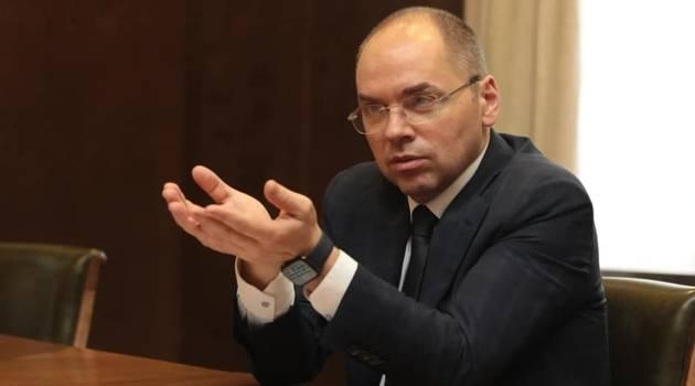 Степанов рассказал о получении вакцины от коронавируса Украиной