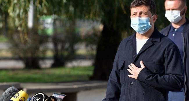 Фурса: вы не понимаете, Зеленский не хотел ложится в Феофанию с 37.5, когда больницы забиты, но просто это удобно и его заставили