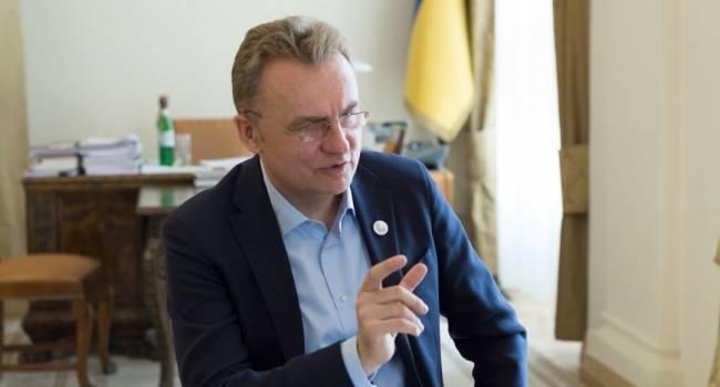 Политолог: Садовый пиарится на «отмене» карантина выходного дня. Рассказывает, что на территории Львова карантина не будет