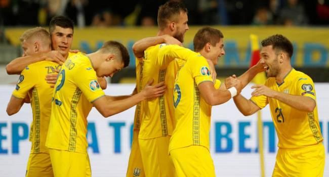Останется ли Украина в элите Лиги наций после поражения от Германии? Шансы еще есть, причем, неплохие
