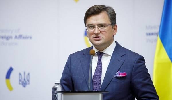Украина может повторно закрыть границы: Кулеба назвал условие