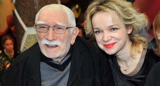 «Он бы вернулся ко мне»: Виталина Цымбалюк-Романовская в смерти Армена Джигарханяна винит его родственников