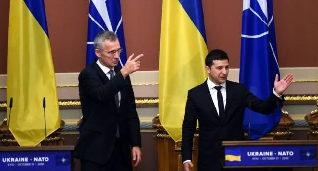 Украина в НАТО: В США заявили о некоторых препятствиях для Киева