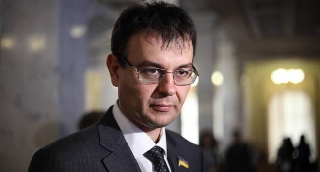 Сазонов: Я очень хочу сказать - дорогие предприниматели, вы же сами выбрали Зеленского, Гетманцева и Милованова, так теперь жрите