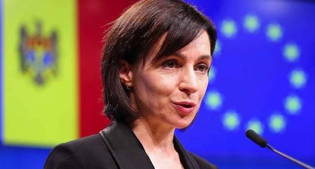 «Создайте зеленый коридор»: Санду заявила, что Украина может помочь в выводе войск РФ с Приднестровья