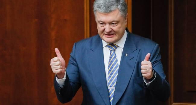 Политолог: Вся борьба с Порошенко нынешней власти приводит только лишь к росту популярности пятого президента