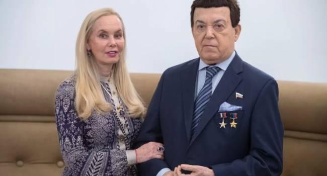 «Инициатором была я»: вдова Кобзона рассказала о появлении памятника певцу в Москве