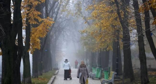 Сырость, дождь и ветер: синоптики рассказали о погоде в Киеве ближайшие 3 дня