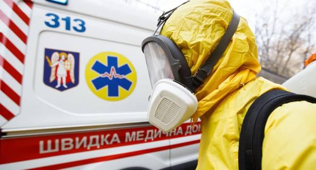 Лисневская: Украинские врачи говорят, что мы уже подошли к черте, после пересечения которой начнется сортировка пациентов с коронавирусом