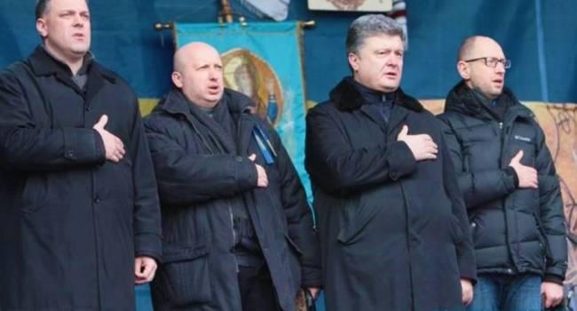 Эксперт: В какой-то из дней, все скатилось в исходную точку. Люди, вещавшие со сцены Майдана, сами оказались теми, с кем так красиво боролись