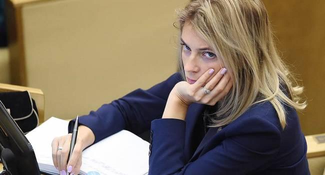 «Даже в сороковых годах такого не было»: Поклонская призналась, что  после аннексии Крыма  уровень медицины на полуострове стал хуже