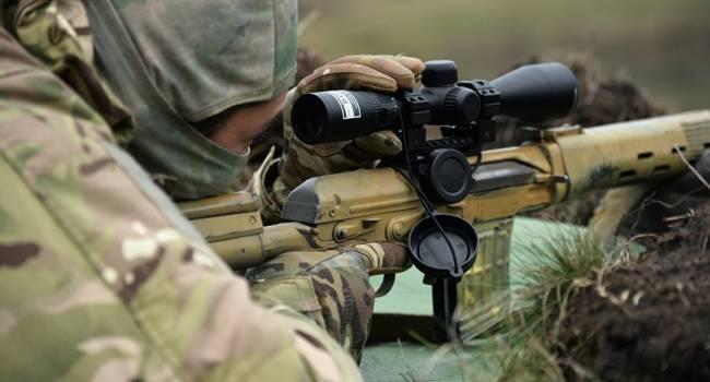 Аналитик: вражеским снайпером убит боец 72 ОМБР имени Черных Запорожцев, но от популиста Зеленского вы и слова не услышите