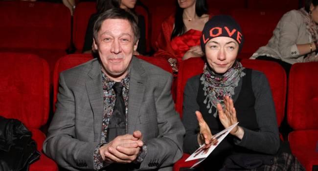 «Зек никому не нужен»: жена Ефремова подает на развод
