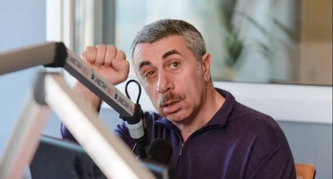 Это единственный способ: Комаровский рассказал, как избежать заражения коронавирусом