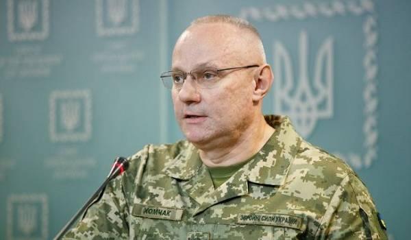 Хомчак рассказал, сколько украинских военных погибли на Донбассе за время перемирия