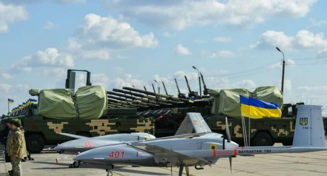 «Разведка ведется полным ходом»: Bayraktar ТВ2 ВСУ и американский RC-135 окружили Крым