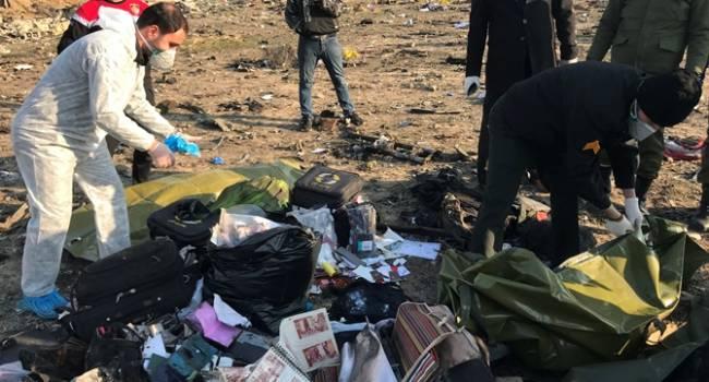 «Трагедия с самолетом МАУ»: Иран выплатит компенсации в размере 200 миллионов евро