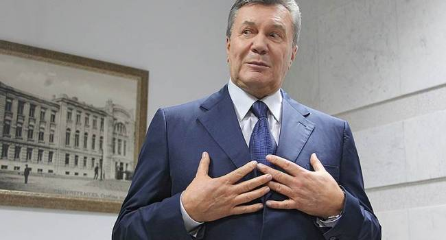 «13 лет тюрьмы»: Суд призвал полицию выполнить приговор относительно Януковича