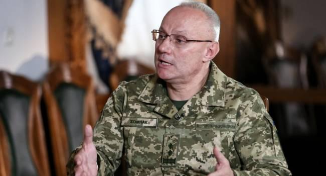 Кабакаев: Хомчак заявил о каких-то эфемерных «ополченцах» на Донбассе, так скоро договоримся до гражданской войны