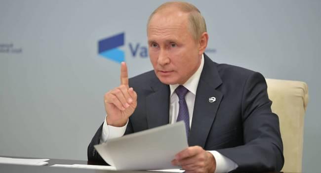Политтехнолог: после отставки больного Путина в России должны быть проведены честные выборы