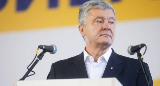 На Порошенко обрушились с критикой за высказывание против легализации проституции, наркотиков и игорного бизнеса