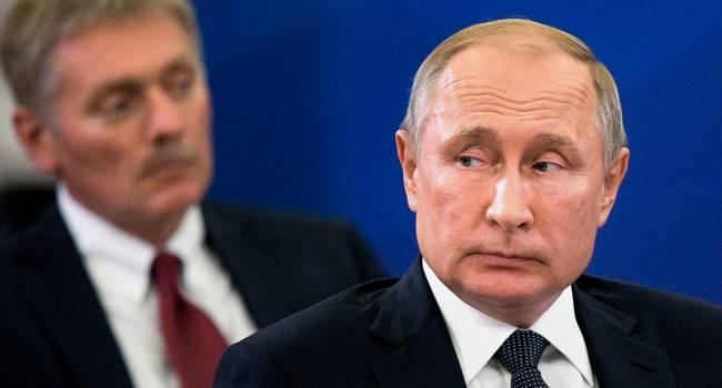 Портников: Песков заявил, что Путин до сир пор не привился от коронавируса. Лучшей антирекламы для российской вакцины придумать сложно