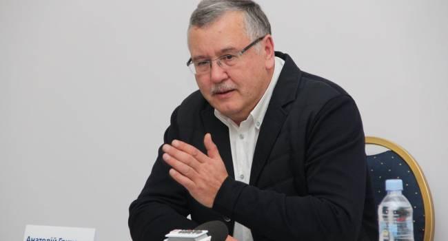 Блогер: эти местные выборы стали приговором для Гриценко, за которого 1,5 года назад проголосовали 1,3 миллиона избирателей