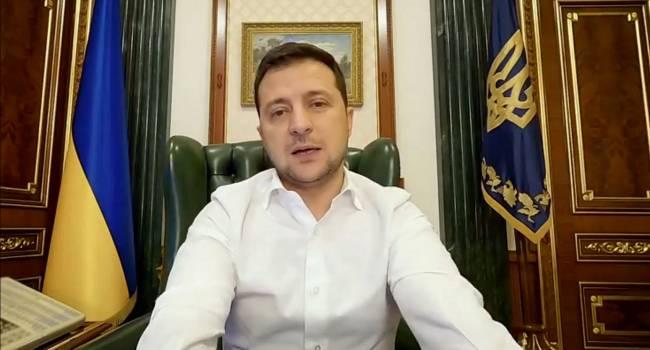 Блогер о 8 тысяч гривен для ФОП от президента: Зеленский красиво говорит, но на деле это блеф, ему негде взять 16 миллиардов гривен