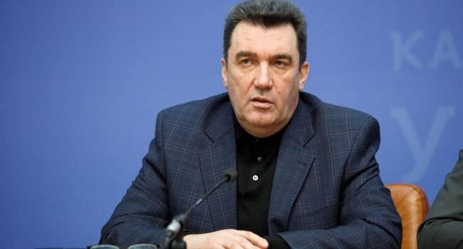 Ситуация на Донбассе может ухудшиться в любой момент, и здесь все зависит только от Кремля - Данилов