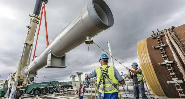 «Крах Северного потока - 2»: От реализации отказалась очередная компания из Норвегии