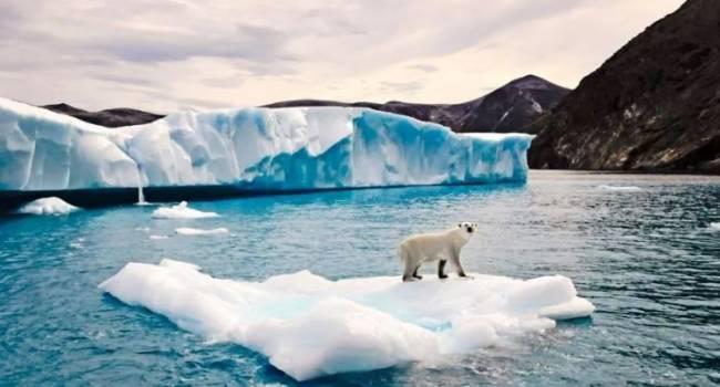 Регион с аномальной температурой превышает размеры США в два раза: ученые предупредили о стремительном потеплении в Арктике