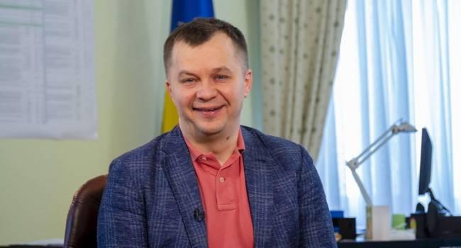 «В ином случае это будет бесконтрольное расходование бюджетных средств»: Милованов объяснил, что для выплаты помощи ФЛП сперва нужно принять соответствующий законопроект