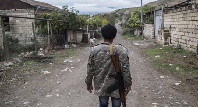 В Нагорном Карабахе Лачин пока не переходит под контроль Азербайджана