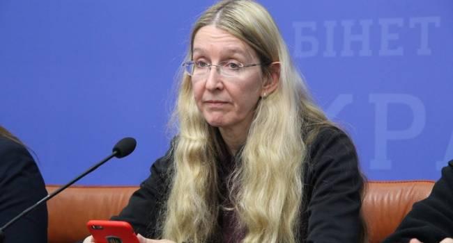«Лжец, наглец и тупой»: Супрун жестко ответила Степанову, обвинившему ее в коллапсе украинской медицины