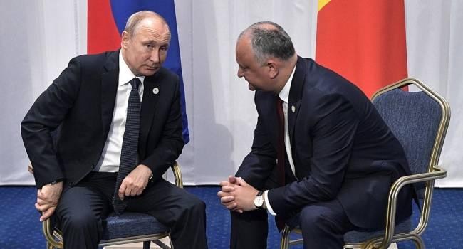 Додон и Захарова прокомментировали намерение Санду вывести войска РФ с Приднестровья