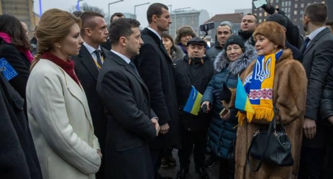 Костюк: обещаний слишком много – сторонники Зеленского уже начинают что-то подозревать