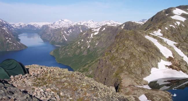 Откроется много тайн: растаявший ледник в Норвегии преподнес сюрприз учёным