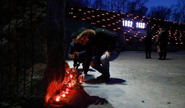 Сегодня Украина чтит жертв Голодомора