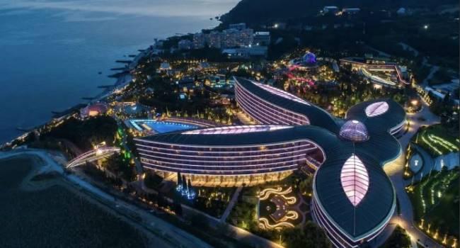 Курортный комплекс в Крыму получил сразу три престижных премии