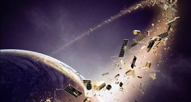 Европейское космическое агентство отправляет миссию для борьбы с космическим мусором
