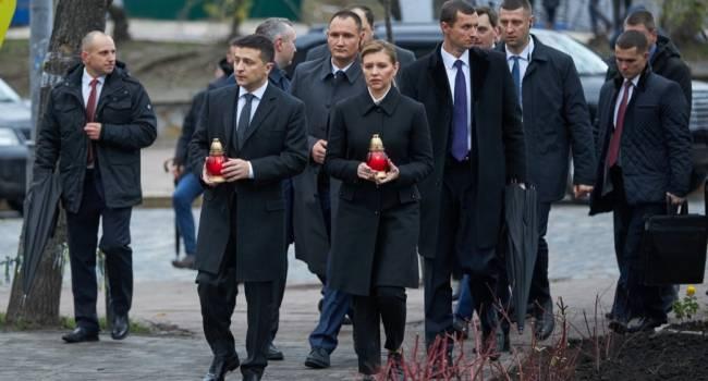 «Простить это мы не сможем никогда»: Зеленский обратился к украинцам с призывом зажечь свечу в память о жертвах Голодомора