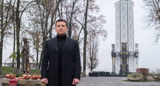 Последствием ковида стала амнезия – Зеленский начал подражать Януковичу, – Вятрович