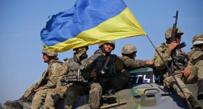 Авиация боевиков пересекла линию разграничения, но тут… увы… Слава Украине!