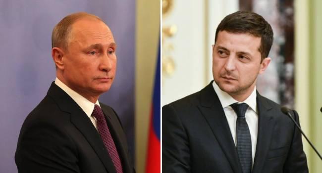 Симончук: У Зеленского и Путина есть одна общая черта - им одинаково наср*ть на людей