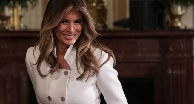«Когда я была первой леди»: Мелания Трамп собирается написать книгу