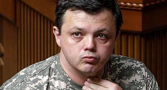 «Никакой ты не офицер»: Семенченко отказали в возвращении офицерского звания