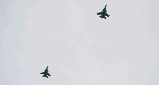«Точный выстрел»: Бойцы ВСУ сбили вражескую авиацию на Донбассе