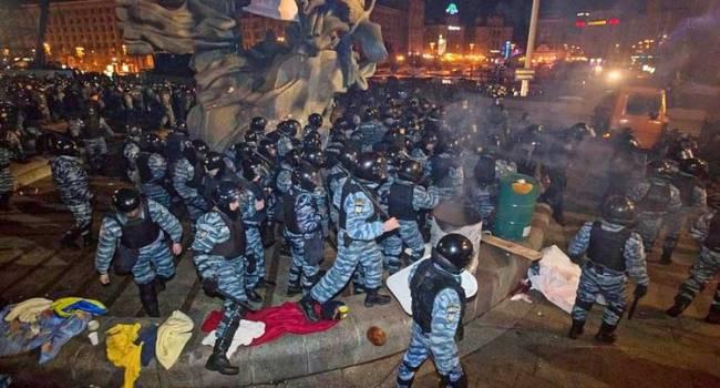 Мало кто знает, что этой ночью 7 лет назад массового избиения и задержания студентов не было, – журналист