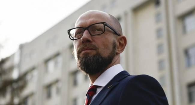 «Напомню, что он обвинял Азарова в воровстве на газе»: общественник прокомментировал решение Яценюка подать в суд на Киву из-за «проамериканской шл*хи»